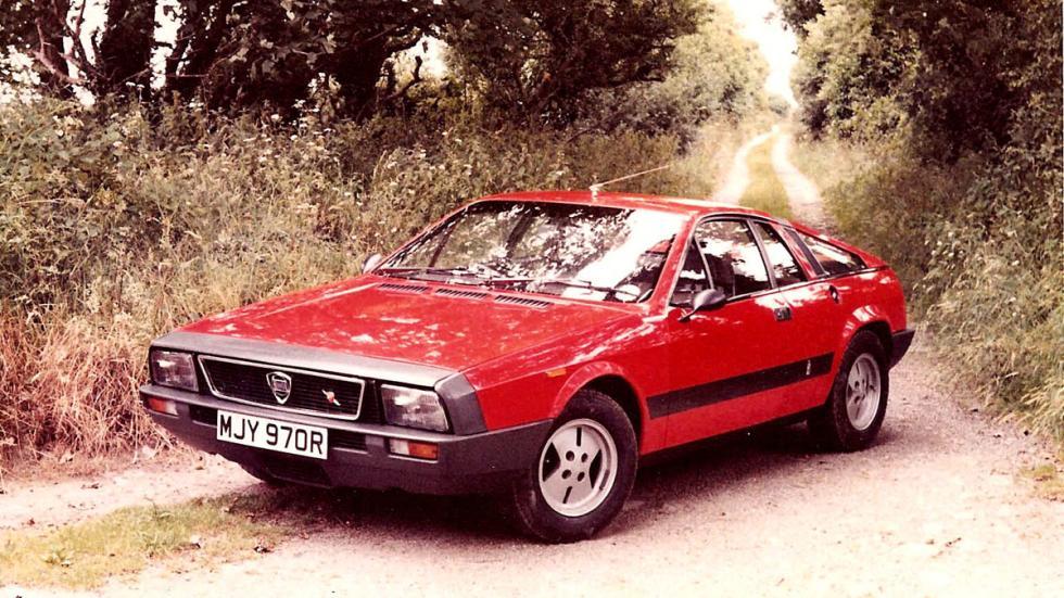 Lancia Beta Montecarlo - frontal