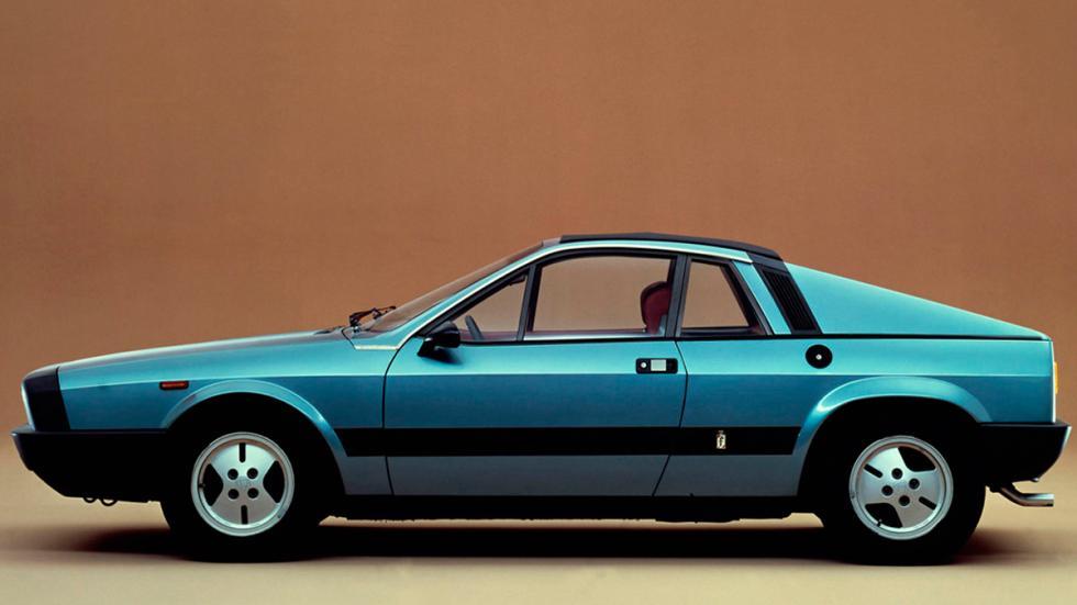 Lancia Beta Montecarlo - lateral
