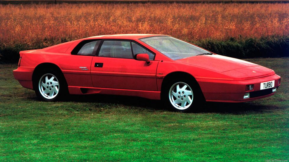 Lotus Esprit - frontal