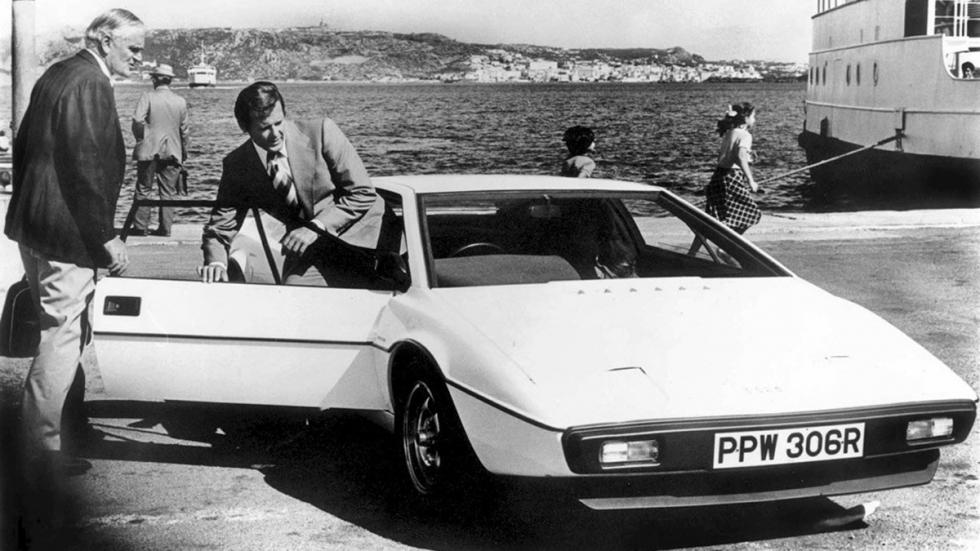 Lotus Esprit - James Bond