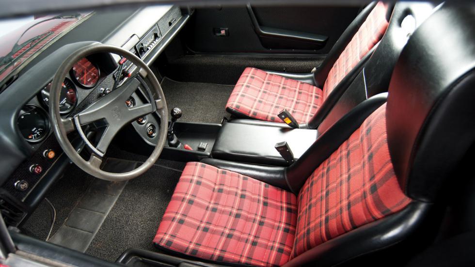 Porsche 914 - interior