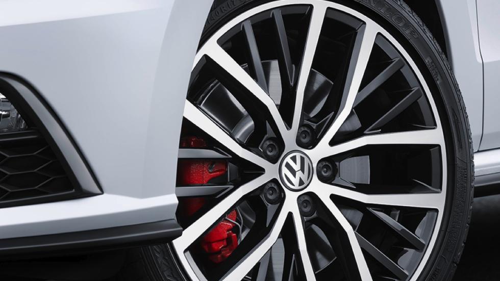 Llantas del Volkswagen Polo GTI