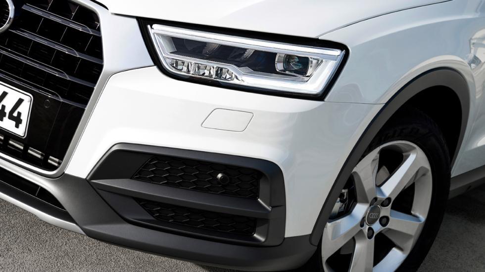Nuevo Audi Q3 luces