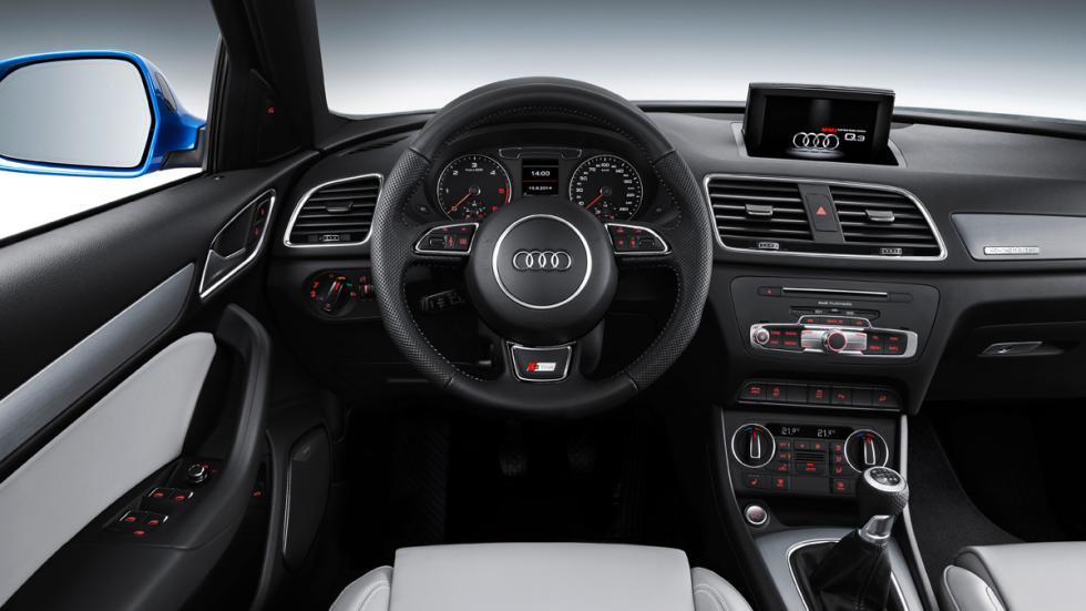 interior Nuevo Audi Q3