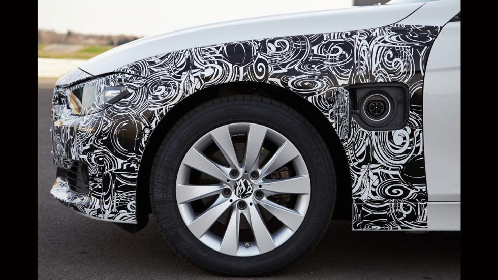 BMW Serie 3 Plug-in Hybrid - llanta