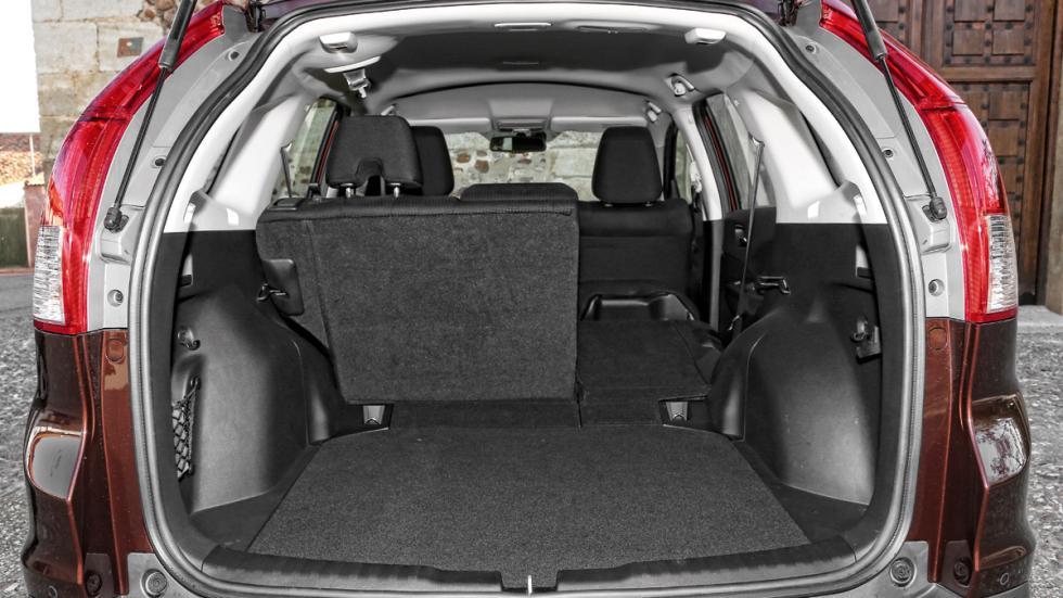 Honda CR-V maletero
