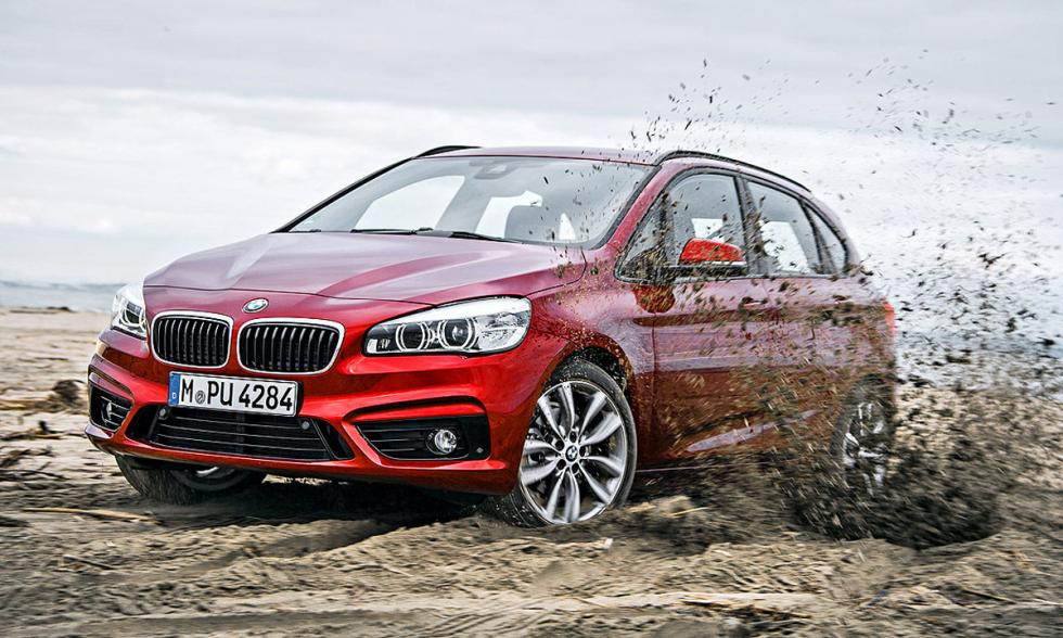 BMW Serie 2 Active Tourer xDrive offroad