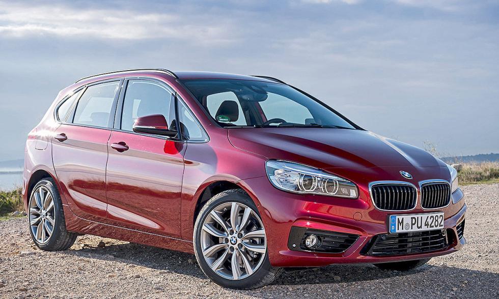 BMW Serie 2 Active Tourer xDrive estática