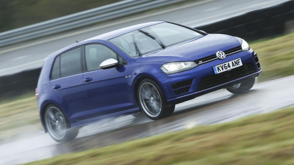 Mejores compactos según top gear Volkswagen Golf R