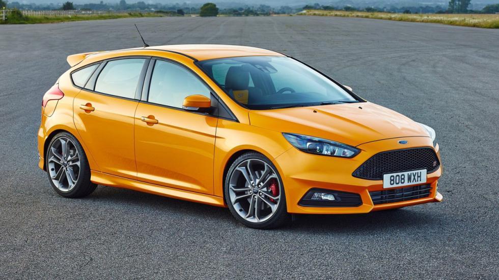 Mejores compactos según top gear Ford Focus ST