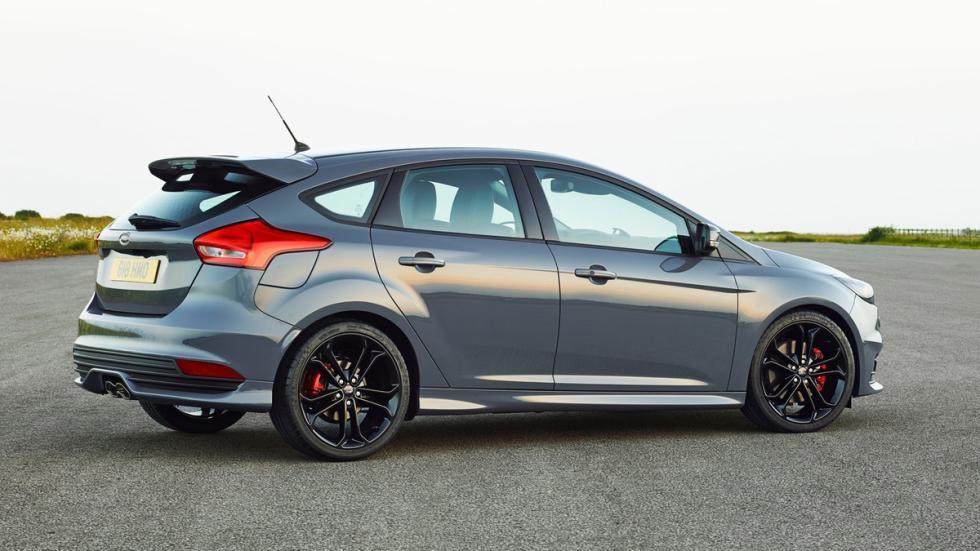 Mejores compactos según top gear Ford Focus ST zaga