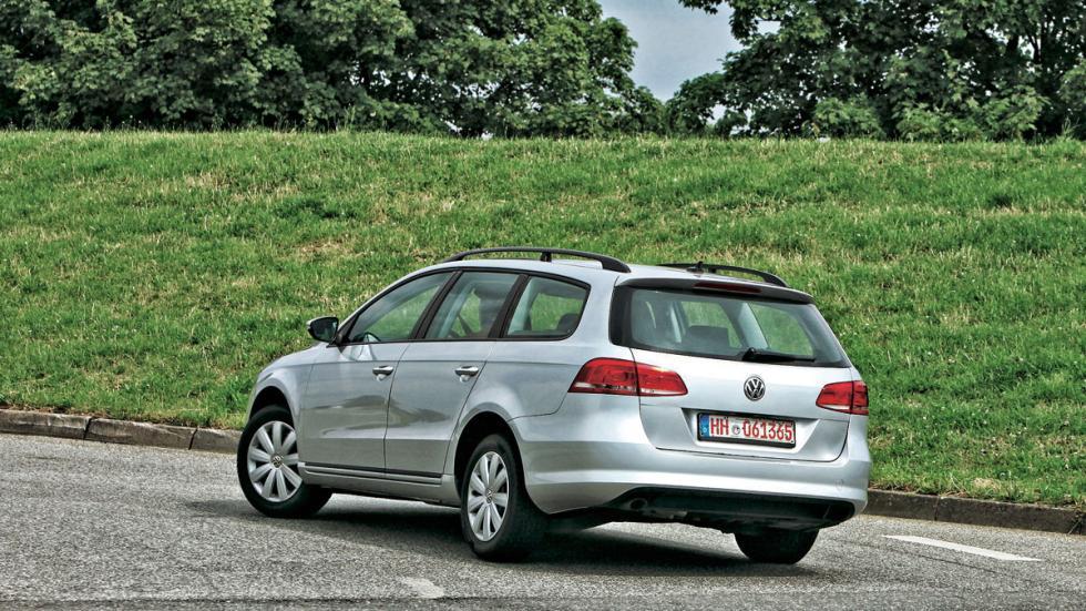 VW Passat usado