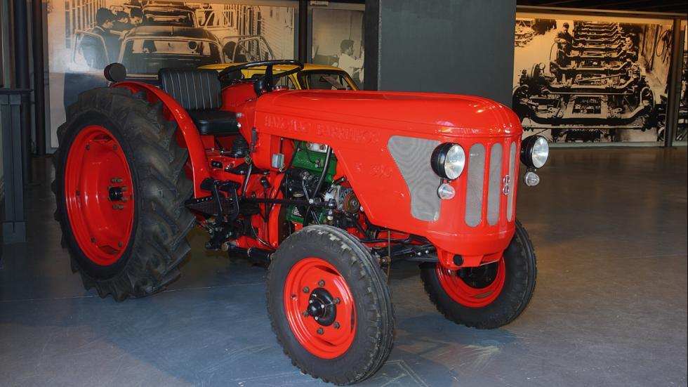 Barreiros tractores