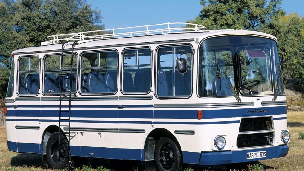 Barreiros autocar