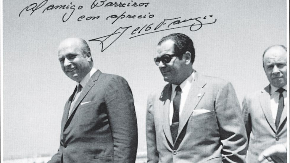 Barreiros y Fangio