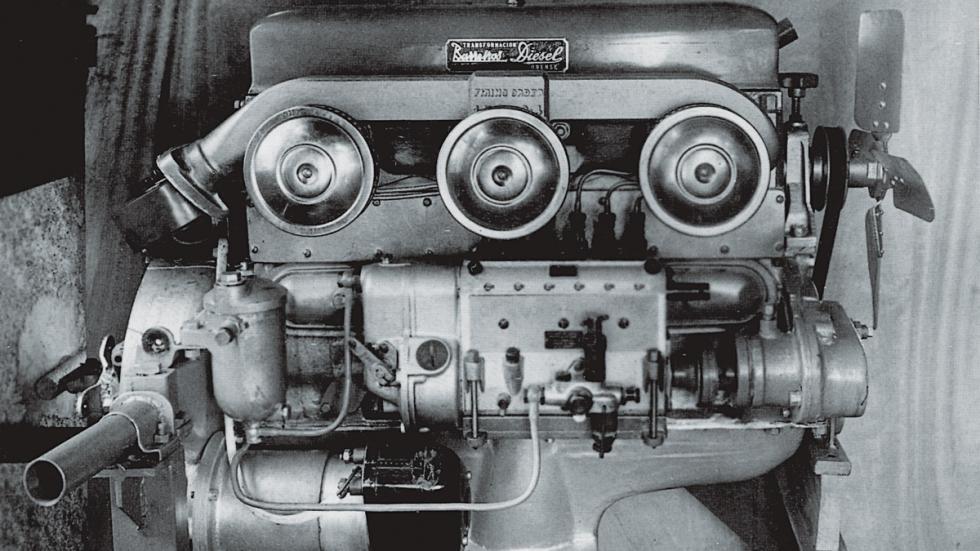 Barreiros motor