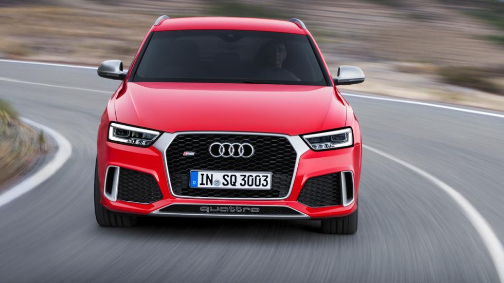 Audi RS Q3 frontal quattro