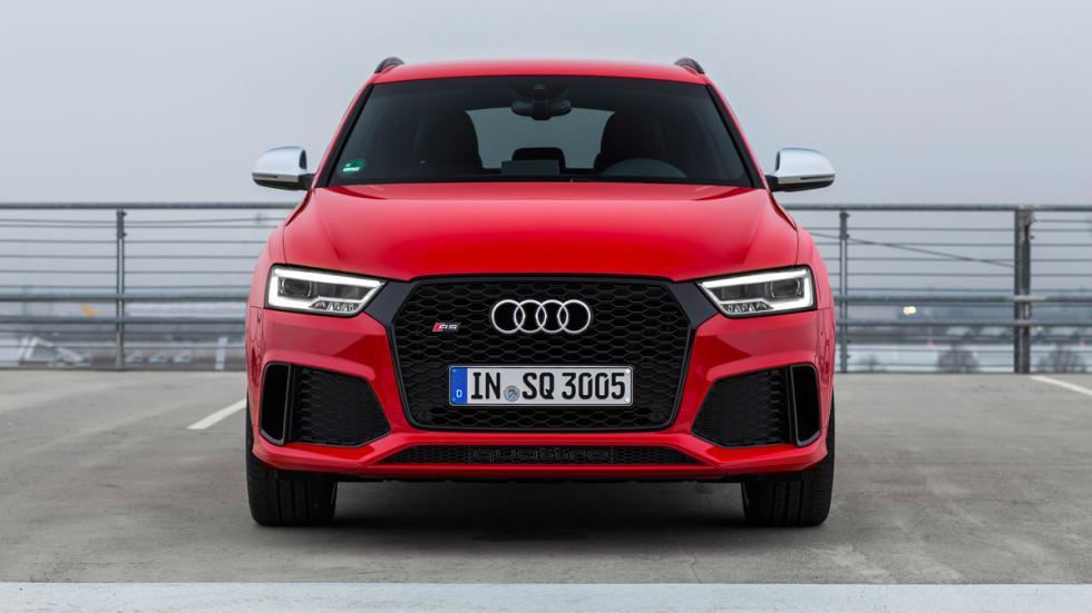 Audi RS Q3 frontal