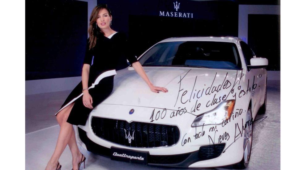 Maserati cumple 100 años