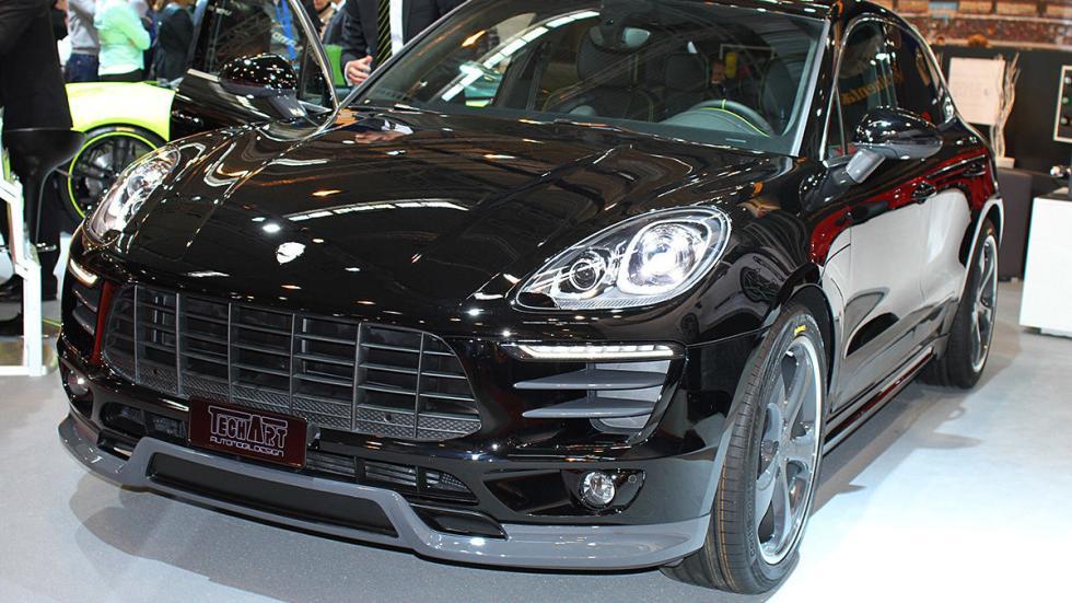 Techart Porsche Macan S Diesel con 42 CV extra
