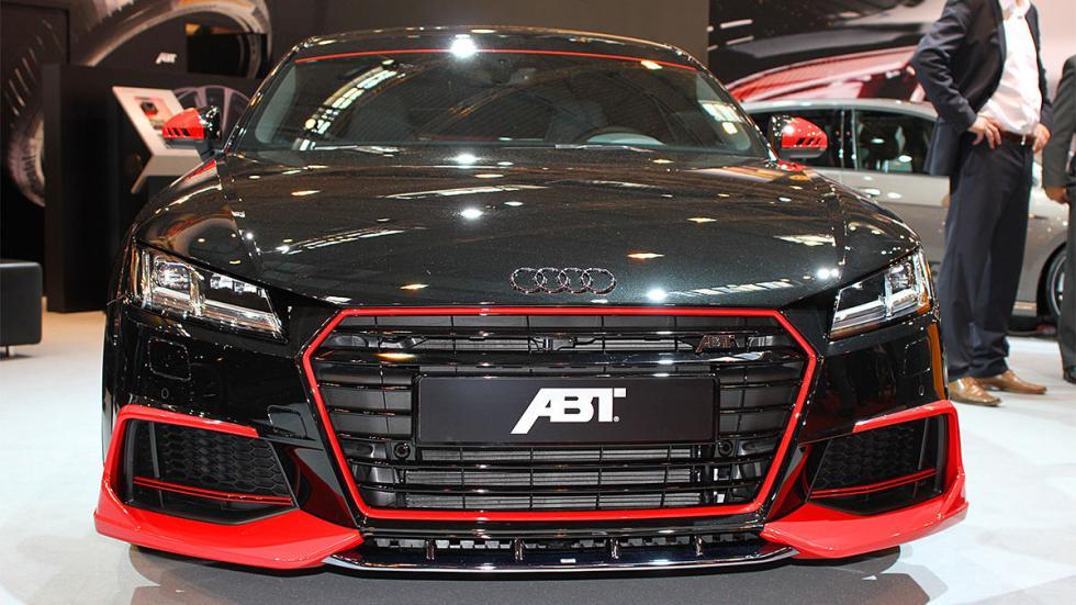 Abt Audi TT con 310 CV