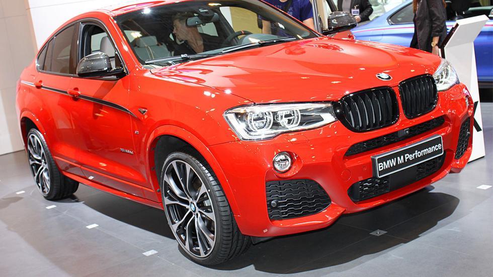BMW X4 M Performance