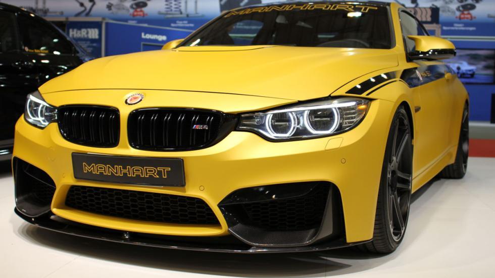 Manhart BMW M4