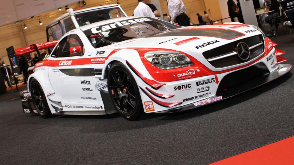 Carlsson SLK 430 Judd
