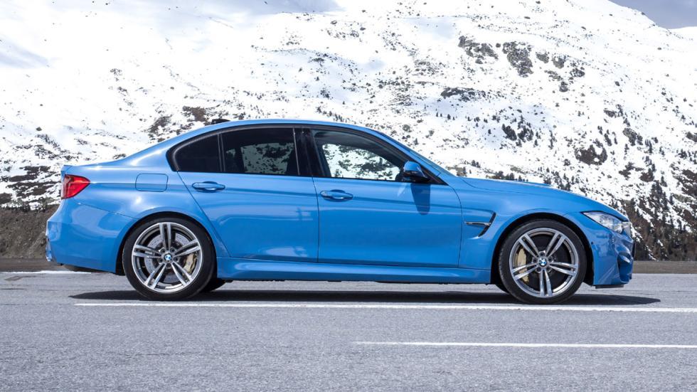Cinco coches deportivos prácticos BMW M3