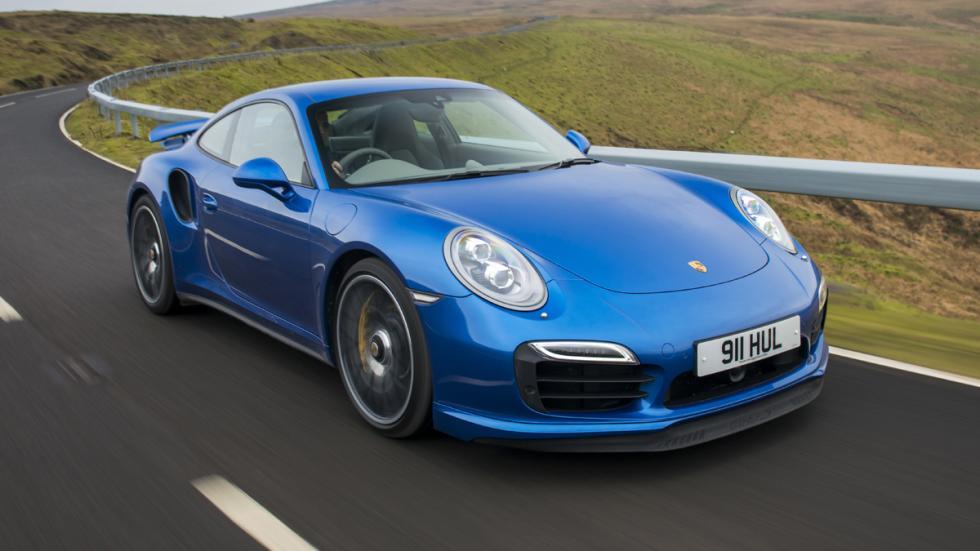 Cinco coches deportivos prácticos Porsche 911