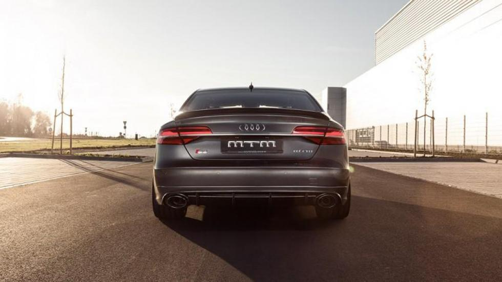 Audi S8 MTM Talladega zaga