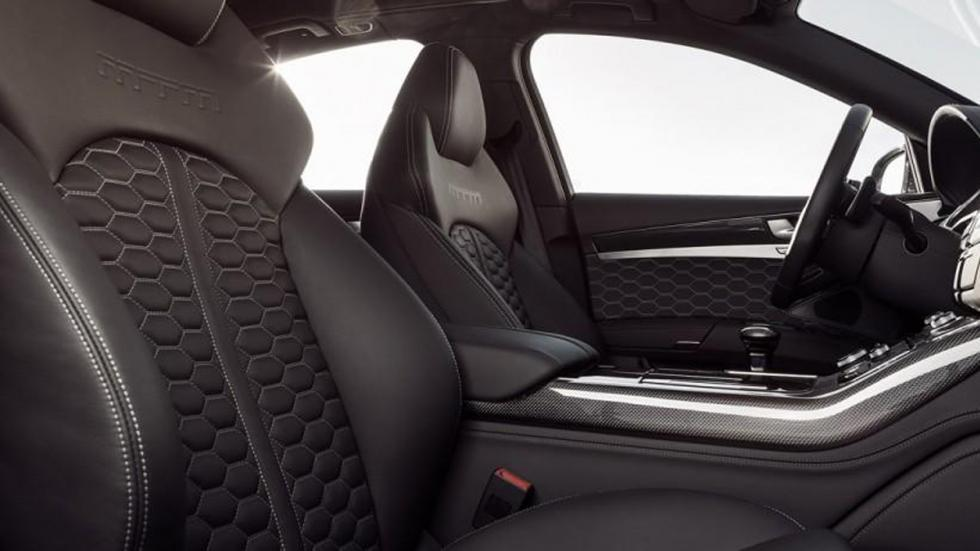 Audi S8 MTM Talladega interior