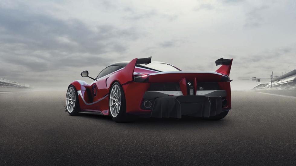 Ferrari FXX K zaga