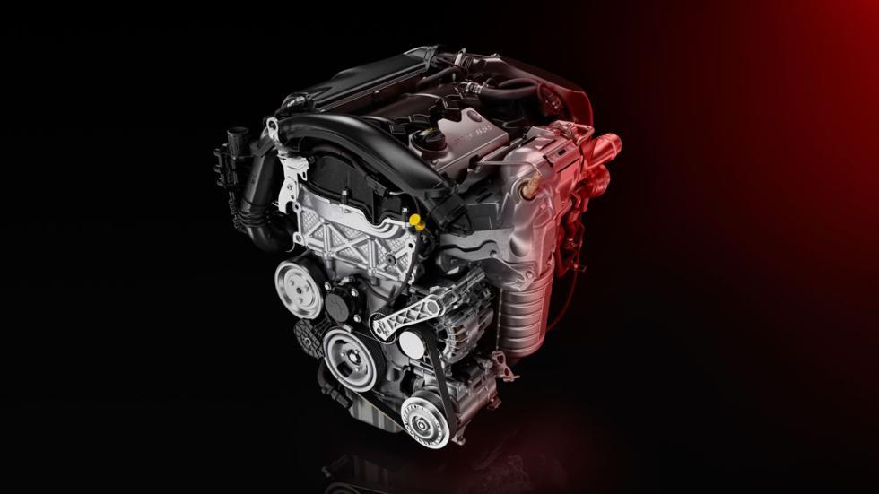 Peugeot 208 GTI 30th aniversario motor