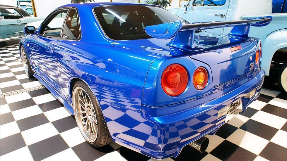 Nissan GT-R Skyline pilotos