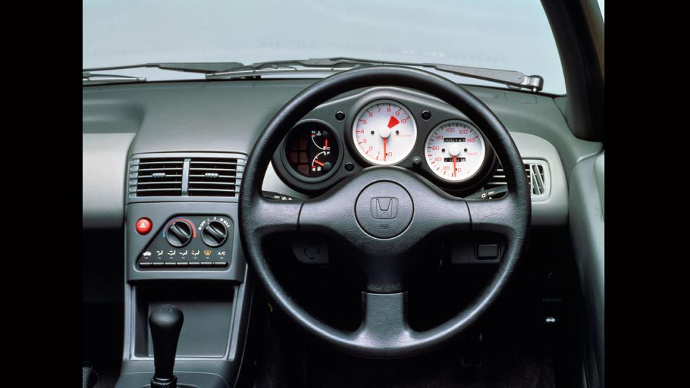 Honda Beat -interior