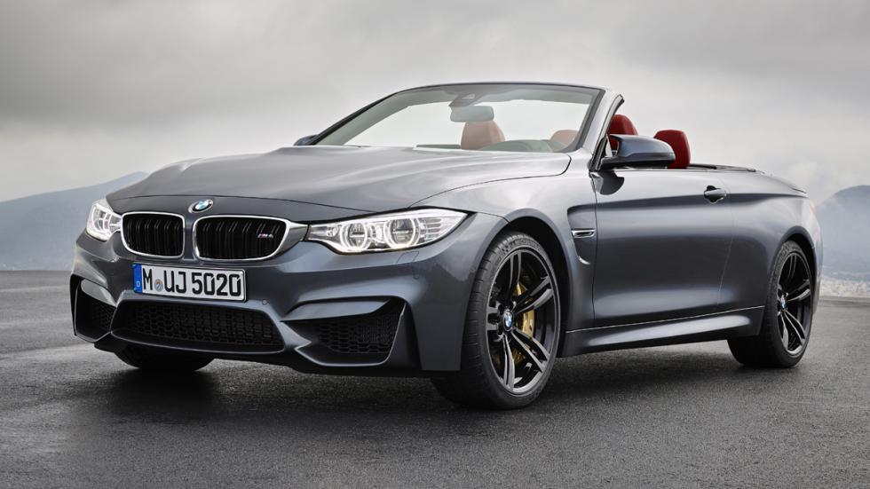 Cochazos millonetis exhibicionistas BMW M4 Cabrio