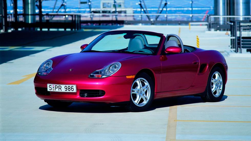 Porsche Boxster - básico