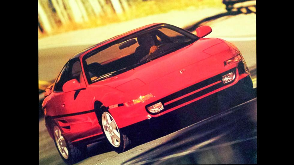 Toyota MR 2 - frontal
