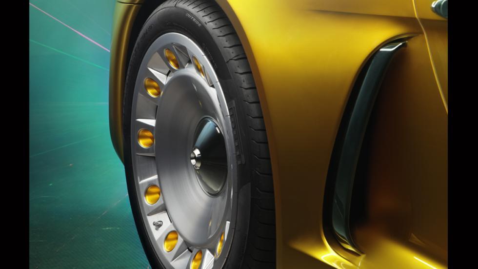 Willys Interlagos - rueda delantera y salida de aire