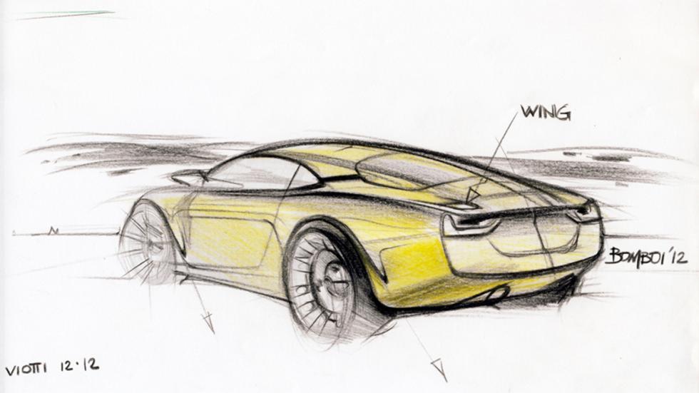 Willys Interlagos - sketching apuntes técnicos