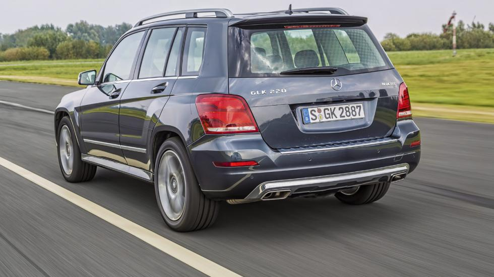 Comparativa: Audi Q5 'vs' Mercedes GLK y BMW X3