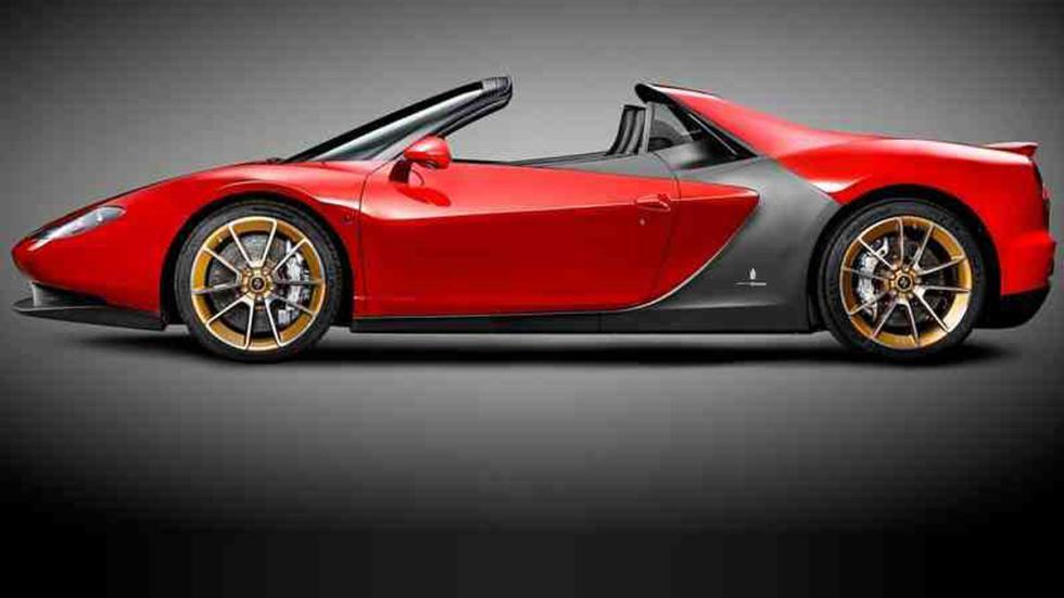 Ferrari Sergio lateral