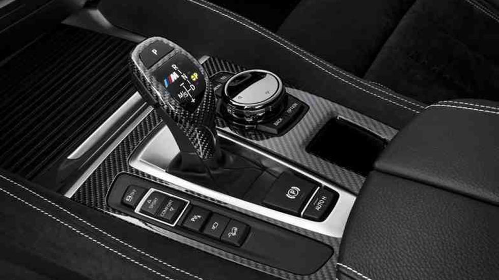 BMW X6 M pomo
