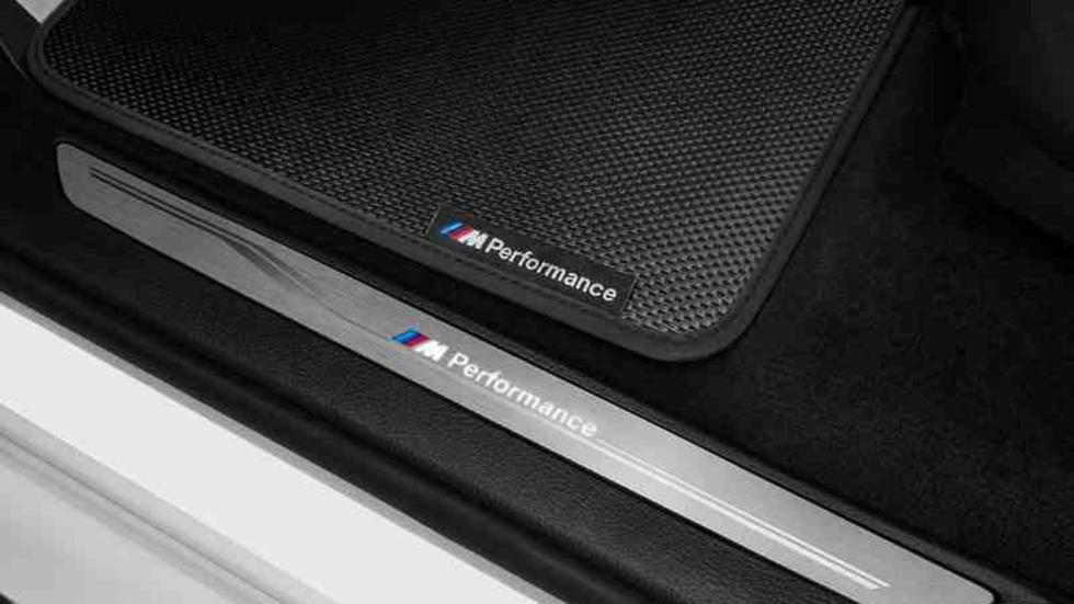 BMW X6 M pasos de puerta