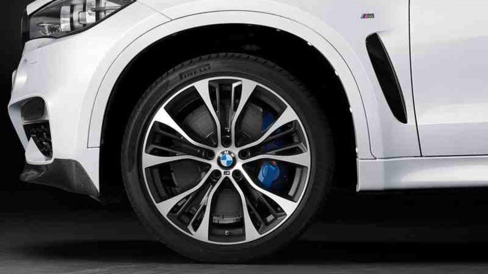 BMW X6 M llantas