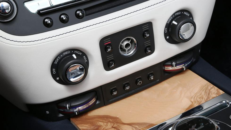 Rolls-Royce Ghost Series II climatizador