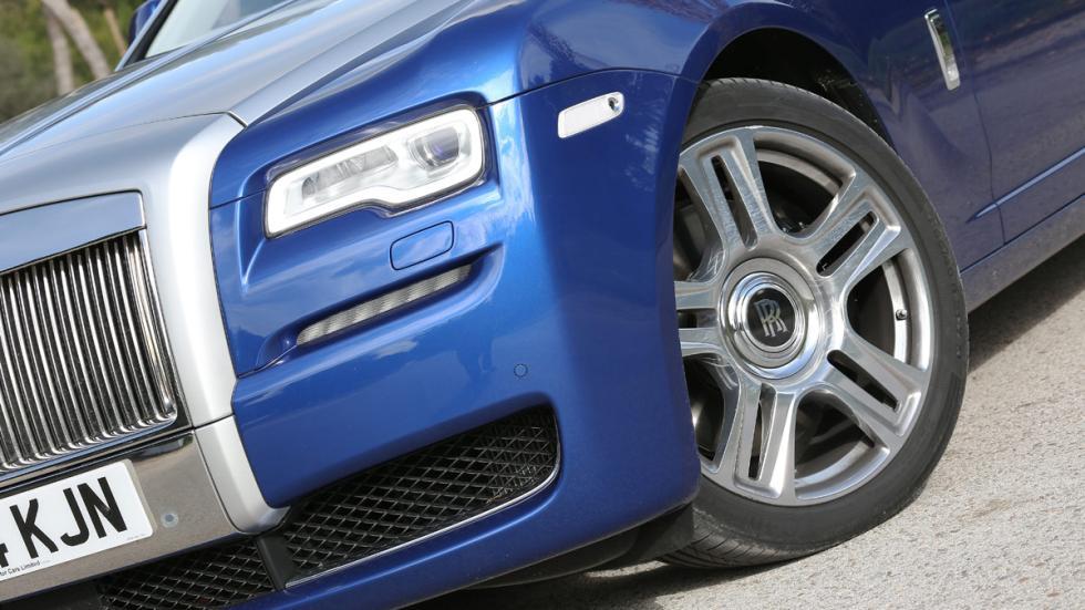 Rolls-Royce Ghost Series II rueda