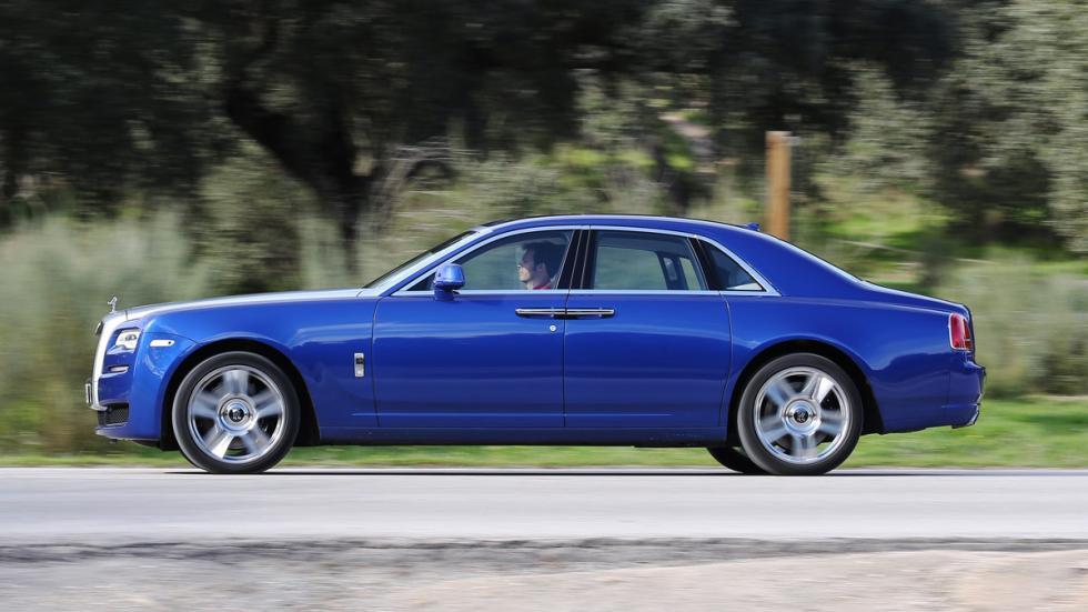Rolls-Royce Ghost Series II lateral