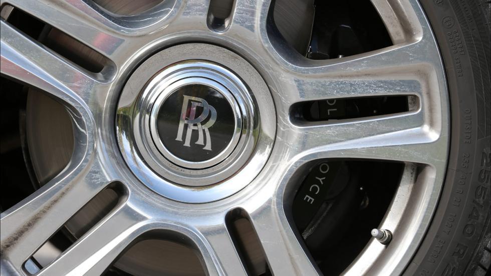 Rolls-Royce Ghost Series II llanta